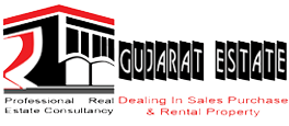 Gujarat Estate Logo